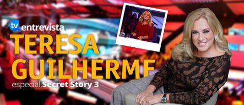 Teresa Guilherme Entrevista