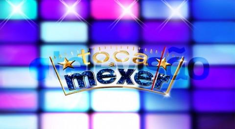 Toca a Mexer Logotipo