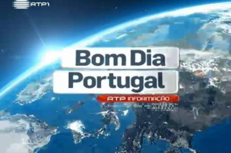 bom dia portugal «O primeiro-ministro demitiu-se», na rubrica «Bom Português»