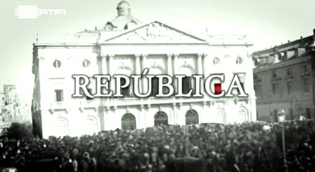 Capaarepublica Séries Do Centenário Da República Regressam Na Rtp Memória