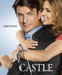 Castle Poster S05 Quinta Temporada De «Castle» Terá Episódio Adicional