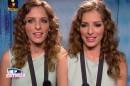 Daniela E Nicole Gémeas De «Secret Story» Criticam Rui