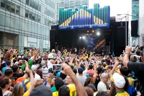 globo brazilian day ny