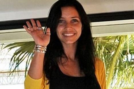 Lucianamorena1 Conheça O Par De Luciana Abreu No Seu Regresso À Sic