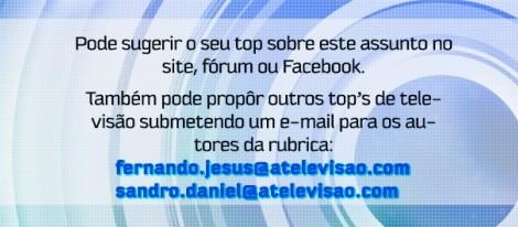 Mails Tdt «Tdt 2ª Temporada» Gafes De Televisão Vote Já!
