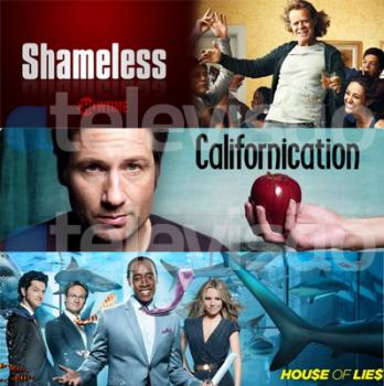 shameless californication house of lies