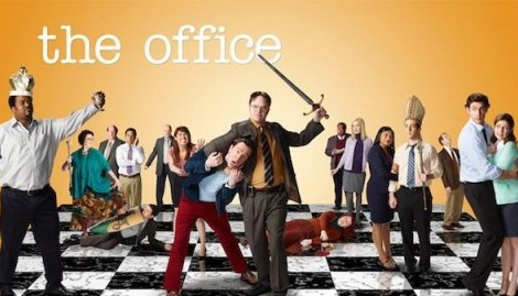 the office key art season 8 FULL NBC expande episódio final de «The Office»