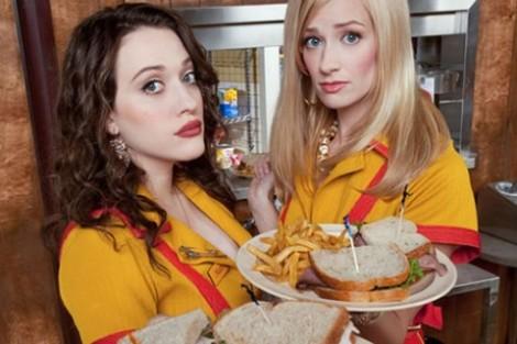 2 Broke Girls «2 Broke Girls» Estreia Na Rtp2