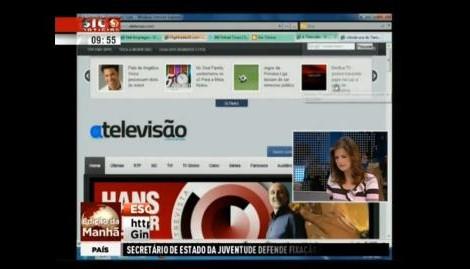 576309 10151131340008823 1981111124 N 'A Televisão' É Destaque Na Sic Notícias (Com Vídeo)