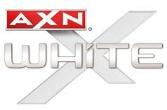 AXN White logo pequeno