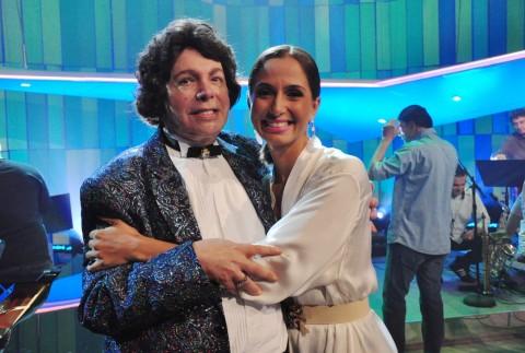 Cauby Peixoto e Camila Pitanga