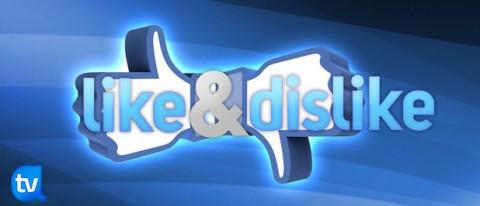 Like e Dislike 2012
