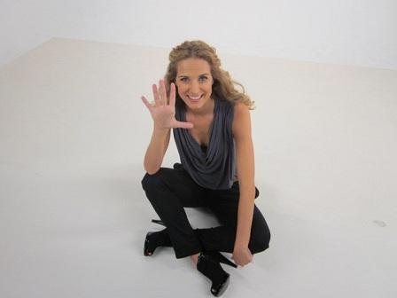 Luísa Barbosa 1 «Fama Show» Perde Apresentadora