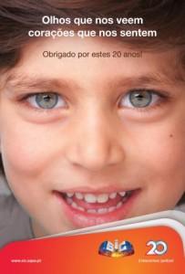 Sic Miudo Veja Aqui Imagens Da Campanha 20 Anos Sic (Desenvolvida Por Jovem Criativo)