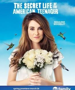 The Secret Life Of The American Teenager Poster Sétima temporada de «The Secret Life of the American Teenager» estreia em Portugal