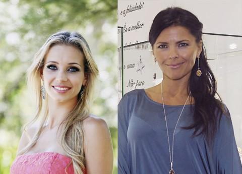 Luciana Abreu E Sónia Araújo Juntas No Mesmo Projeto