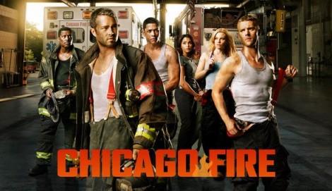 Chicago Fire Key Art «Chicago Fire» Terá Mais Cinco Episódios