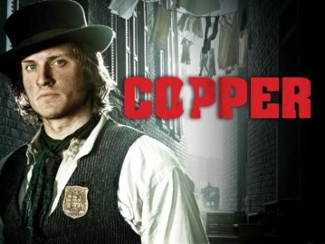 Copper Bbc America «Copper» Estreia Em Portugal