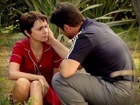 Debora Falabella Nina E Murilo Benicio Tufao Em Cena De Avenida Brasil Atores De «Avenida Brasil» Assumem Relação