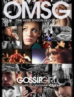 Gossip Girl Última Temporada De «Gossip Girl» Chega A Portugal
