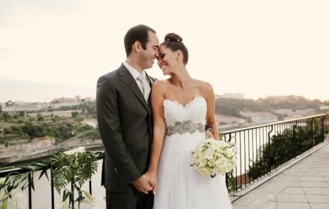 Joana Teles Casamento 2 Joana Teles, A Apresentadora De «Cinco Sentidos», Casou-Se (Com Fotos)