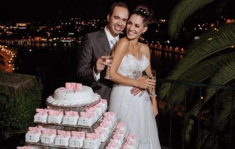 Joana Teles Casamento 3 Joana Teles, A Apresentadora De «Cinco Sentidos», Casou-Se (Com Fotos)