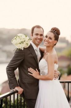 Joana Teles Casamento 4 Joana Teles, A Apresentadora De «Cinco Sentidos», Casou-Se (Com Fotos)