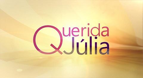 querida júlia outubro «Querida Júlia» atinge recorde