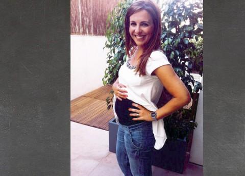 Tania Ribas De Oliveira Tânia Ribas De Oliveira Fala Sobre A Sua Gravidez