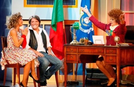 Transferir3 Marido De Júlia Pinheiro Adorou Vê-La Como 'Presidente De Junta'