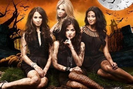 Zap Pretty Little Liars Halloween Special Pict 013 «Pretty Little Liars» Renovada