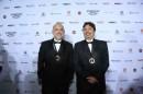 Claudio Torres E Mauro Wilson.jpg Ficção Da Tv Globo Galardoada No International Emmy Awards