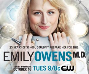 Emily Owens Logo «Emily Owens, Md» Cancelada