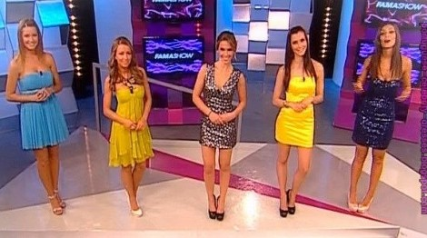 Famashow Sic 18 3 2012 1 «Fama Show» Volta A Atingir Recorde De Audiências