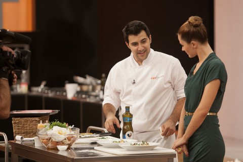 Hugo Teixeira Top Chef Hugo Teixeira expulso de «Top Chef»