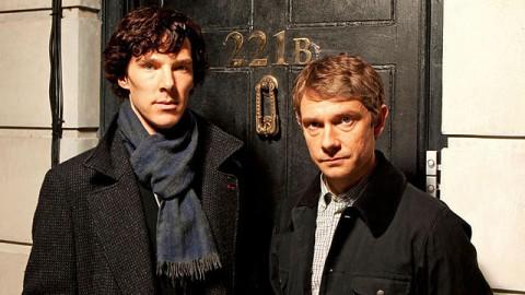 Sherlock «Sherlock» Estreia Na Rtp1