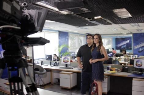 Video Estreia Show Canal Globo Estreia Com Programa Especial