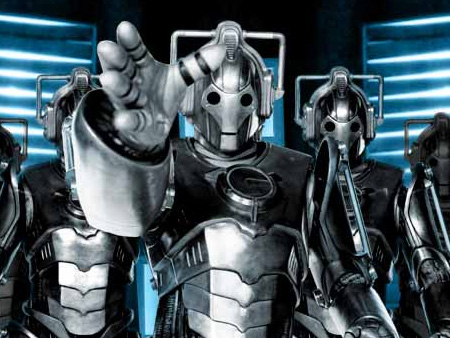 Cybermen On Bbc Neil Gaiman Escreverá Episódio De «Doctor Who» Que Marcará O Regresso Dos «Cybermen»