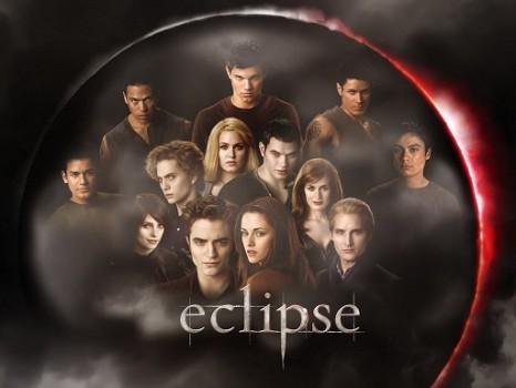 eclipse Mais de 1 milhão e 300 mil espectadores assistiram ao filme «Eclipse»