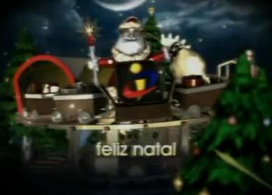 grafismo natal tvi 2012