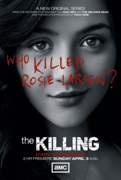 Promo Amc Pondera Anulação Do Cancelamento De «The Killing»