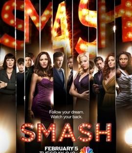 Smash2 Poster «Smash 2»: «Escrevemos Como Sendo A Última Temporada»