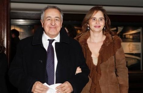transferir Júlia Pinheiro assinala três anos da morte de Nicolau Breyner com entrevista à sua mulher