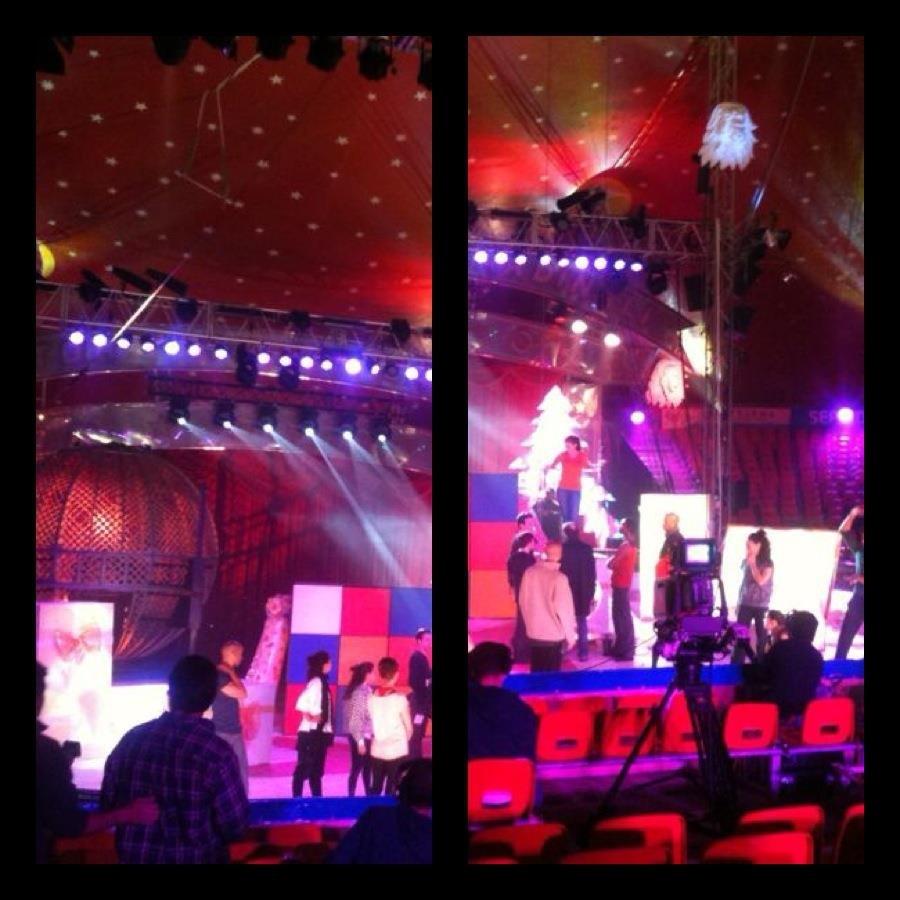 Circo de Natal RTP