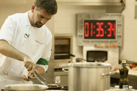 Alexandre Silva Top chef