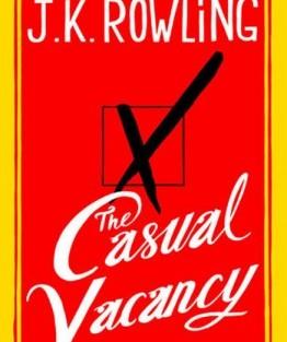 Jk Rowling The Casual Vacancy Livro De J.k. Rowling Será Adaptado A Minissérie