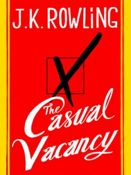 JK Rowling The Casual Vacancy