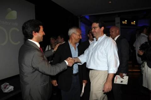Luís Castro e Nuno Santos