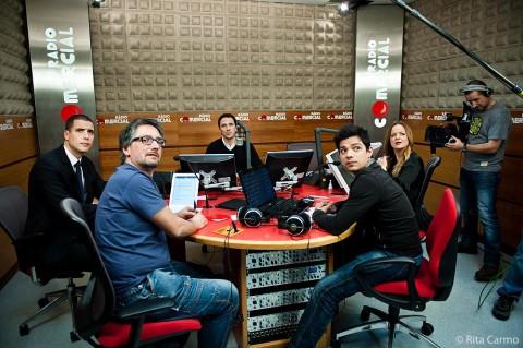 Ricardo Araújo Pereira Rádio Comercial
