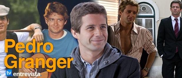 A entrevista Pedro Granger
